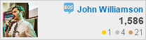 profile for John Williamson at EOS.IO